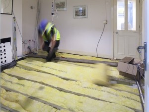 ISOVER SOLUTIONS DELIVER RESULTS IN HOME RETROFIT STUDY