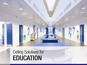 Solutions for education is latest RIBA CPD from Armstrong Ceilings