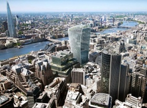 RADMAT AND PRATER REACH NEW HEIGHTS AT LONDON'S 'WALKIE TALKIE'