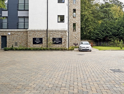 Tobermore Paving Specified for Westpoint Homes Award-Winning Development