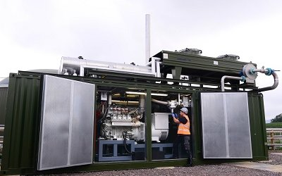CooperOstlund wins CHP installation contract with BioConstruct GmbH