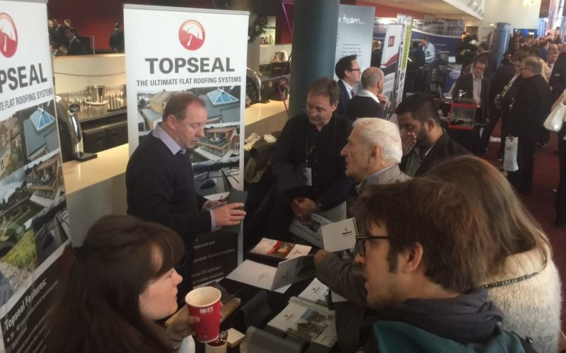 Topseal at ecoSHOWCASE